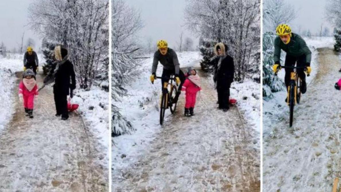 Il avait bousculé une petite fille :Le cycliste des Fagnes a été jugé, voici le verdict
