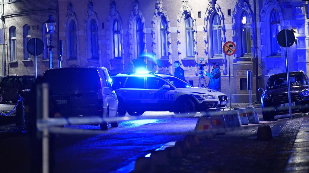 """Suède :Huit personnes blessées dans une attaque """"terroriste"""" présumée"""