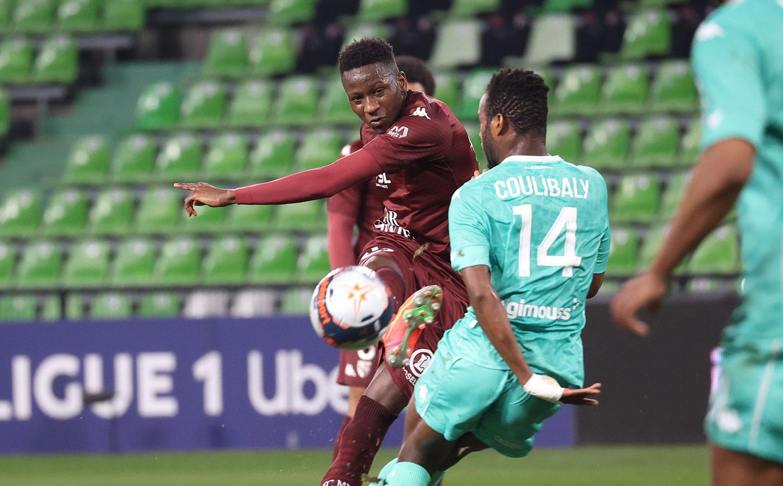 Ligue 1, FC Metz - Angers (0-1) :Une occasion ratée pour les Grenats