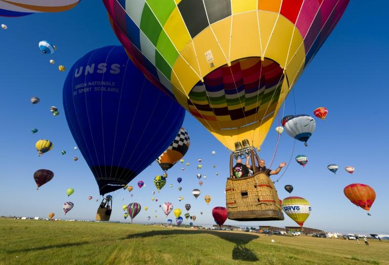 Loisirs :Le Mondial Air Ballons aura bien lieu cet été