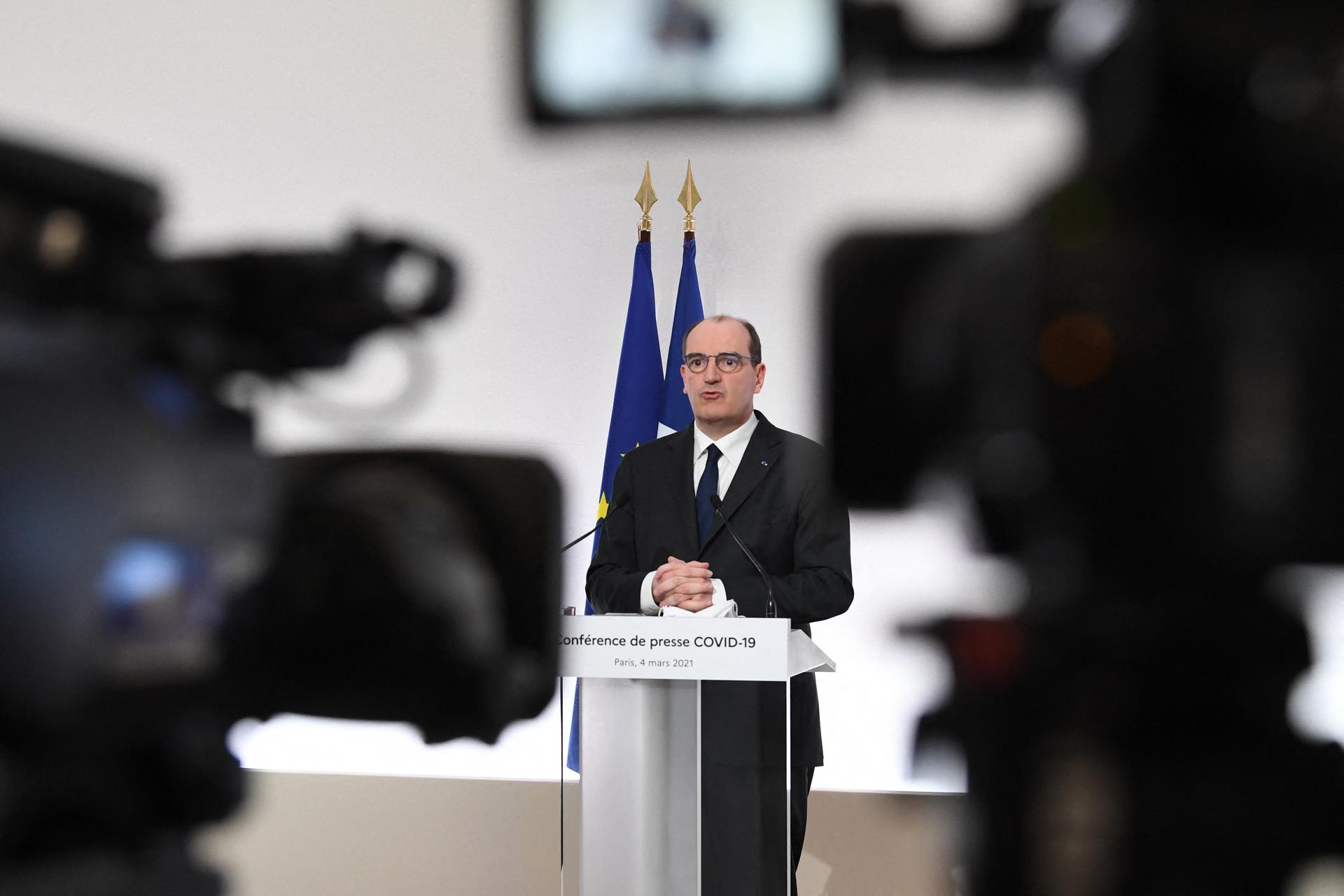 """France :La Moselle """"épargnée"""", ce qu'il faut retenir des annonces de Castex"""