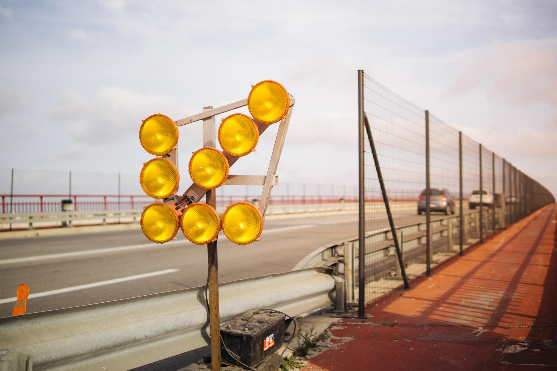 Chantier :Fermeture de l'A7 ce week-end entre Mierscherbierg et Colmar-Berg