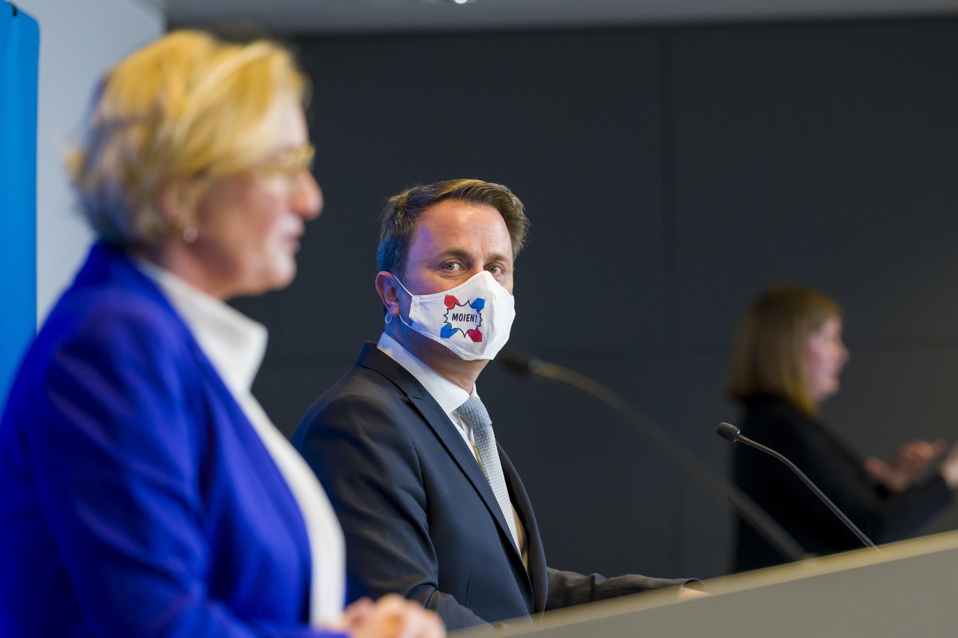 Prolongation des mesures au 2 avril :Ce qu'il faut retenir des annonces au Luxembourg