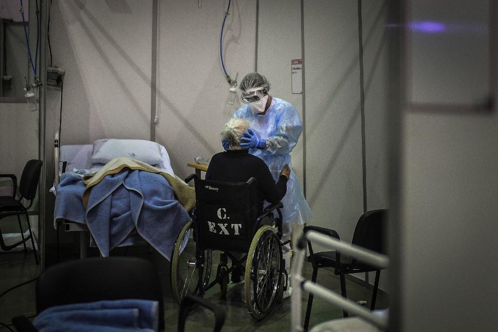 Coronavirus, les dernières infos :Les hospitalisations en hausse au Luxembourg