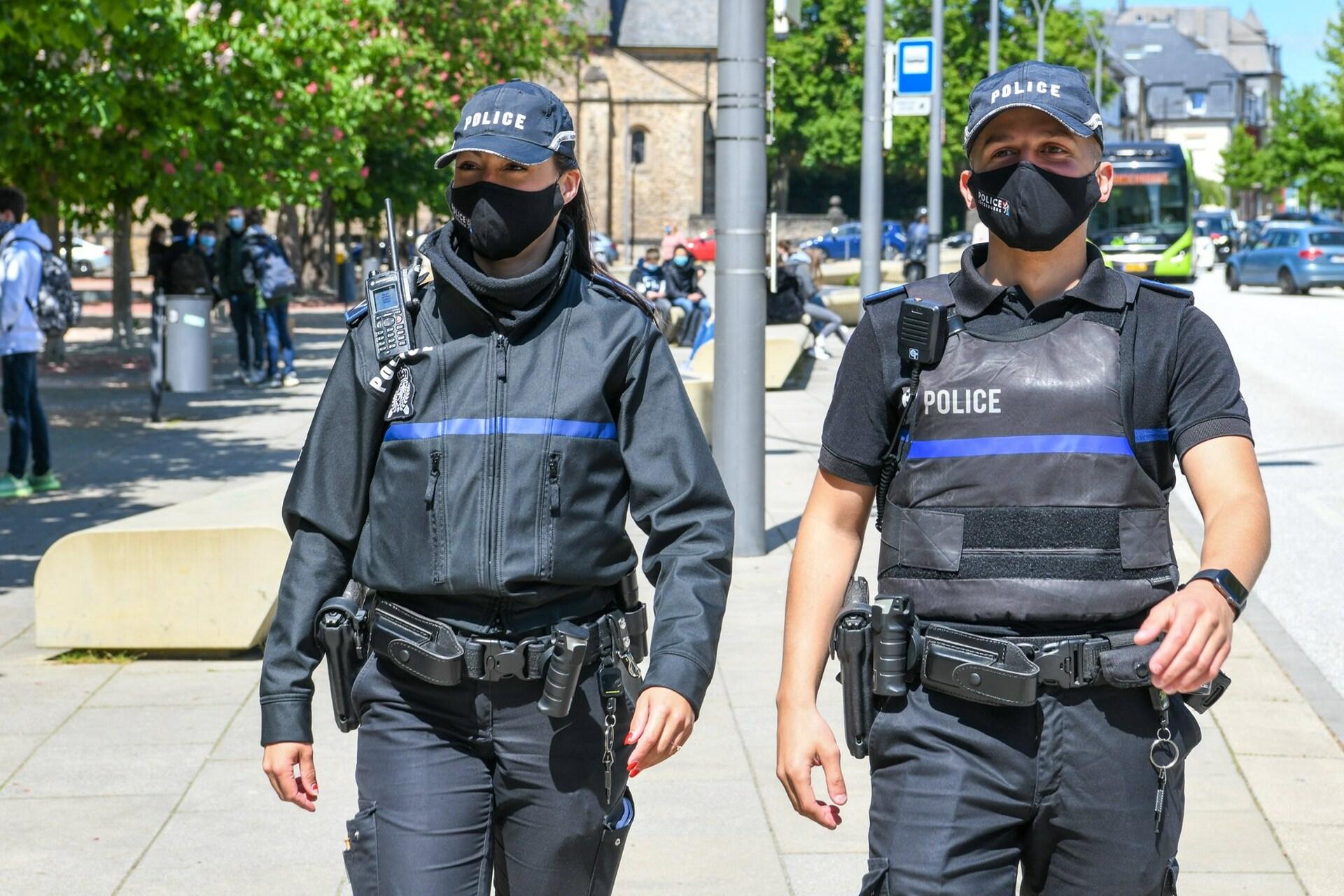 Luxembourg-Ville :Les auteurs présumés d'une tentative d'agression identifiés et arrêtés